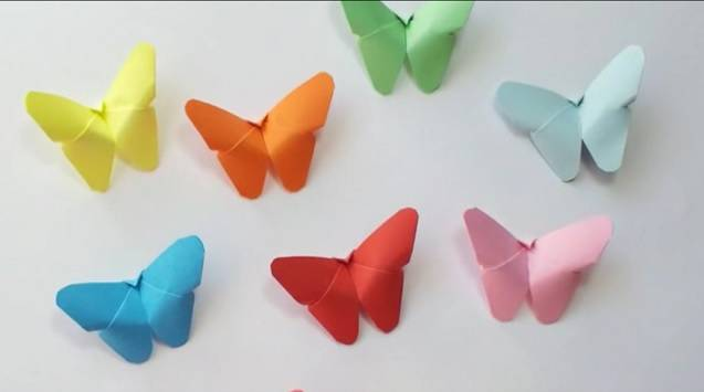 how to make butterfly origami wwwpixsharkcom images
